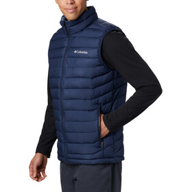 Columbia Powder Lite Vest Herrer, collegiate navy